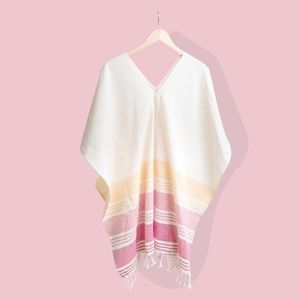 Other - Brand new pink caftan bathing suit cover up